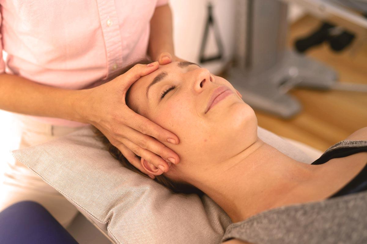 Gesichts- und Kopfmassage – Privatpraxis Tanja Böhm