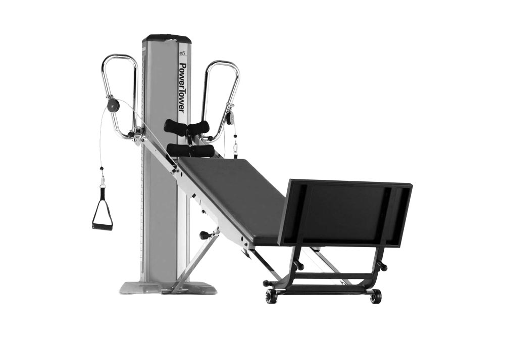 Der Power Tower Total Gym®